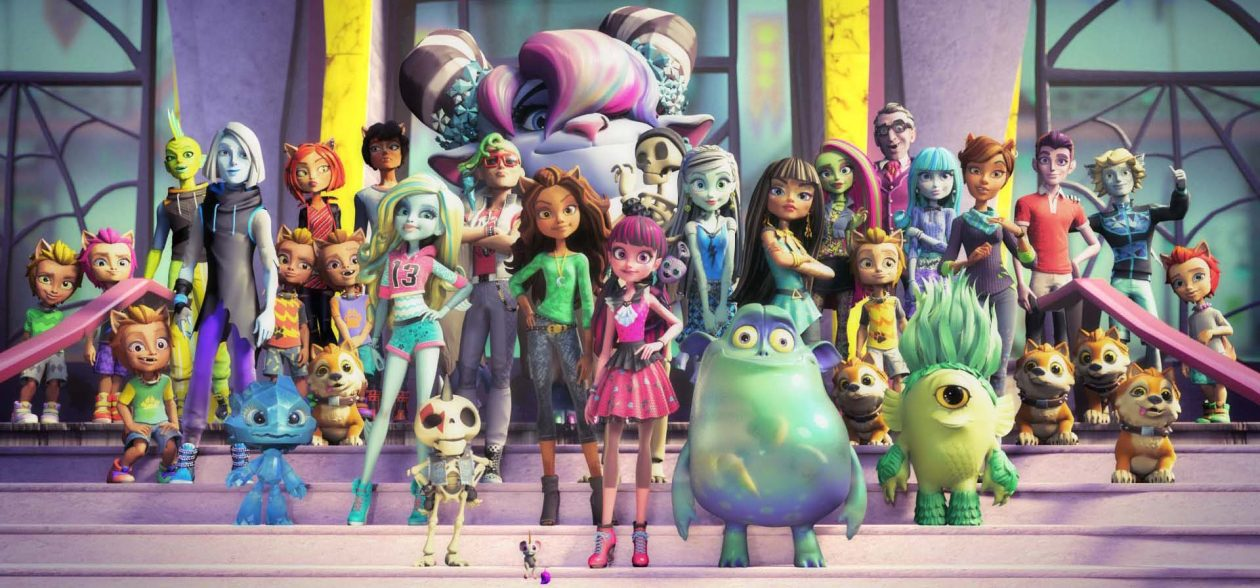 Review: Welcome to Monster High