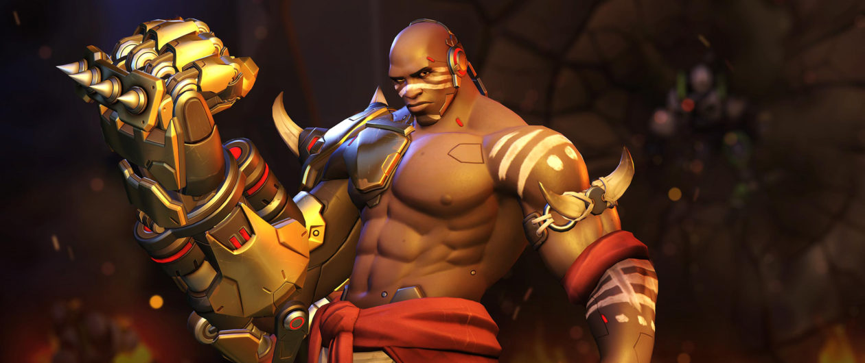 Overwatch: Neuer Held Doomfist