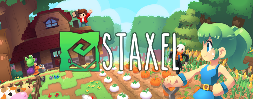 Review: Staxel