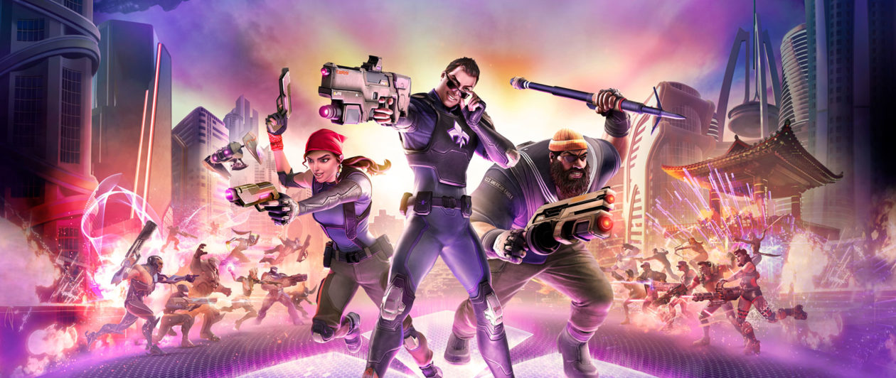 Die Probleme von Agents of Mayhem